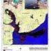 Peta sebaran tumpahan minyak di sekitar Balikpapan hingga 2 April 2018.