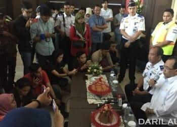 Menteri Perhubungan Budi Karya Sumadi. FOTO: DOK. KEMENHUB