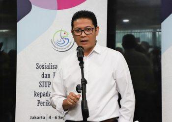 Direktur Jenderal Perikanan Tangkap Kementerian Kelautan dan Perikanan (KKP) M Zulficar Mochtar. FOTO: HUMAS KKP