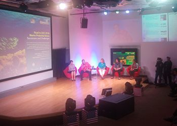 diskusi Marine Protected Area (MPA): Successes and  Challenges, Kamis (27/9) di Jakarta. FOTO: DARILAUT.ID