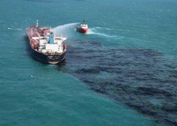 Kapal MV Alyarmouk. FOTO: DOK. KEMENTERIAN PERHUBUNGAN