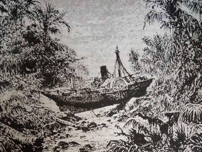 Tsunami Krakatau