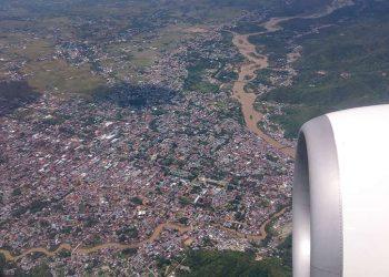 Sebagian pemukiman Kota Gorontalo. FOTO: DARILAUT.ID