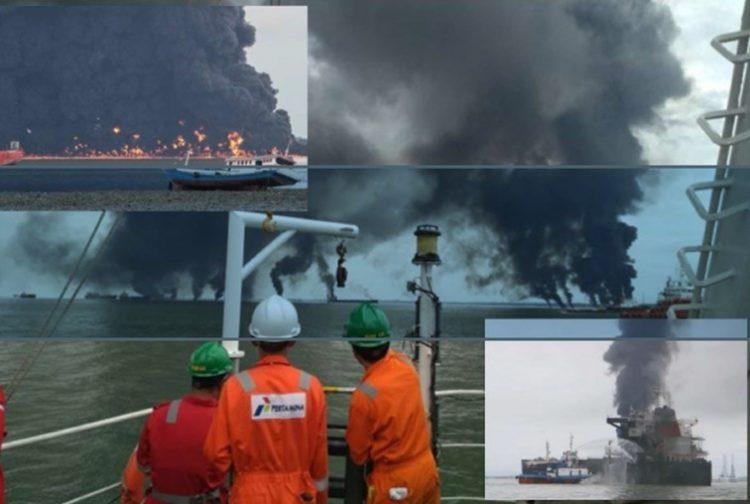 Tumpahan minyak Balikpapan