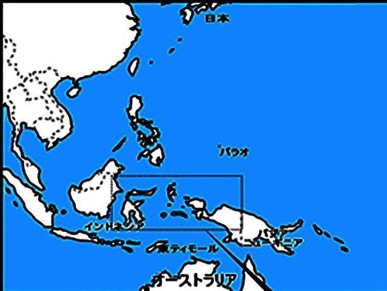 Peta Sebaran