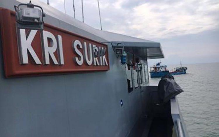KRI Surik