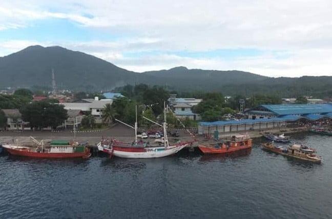 Pelabuhan Perikanan Bitung