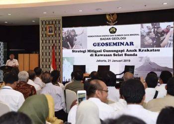 Seminar Badan Geologi