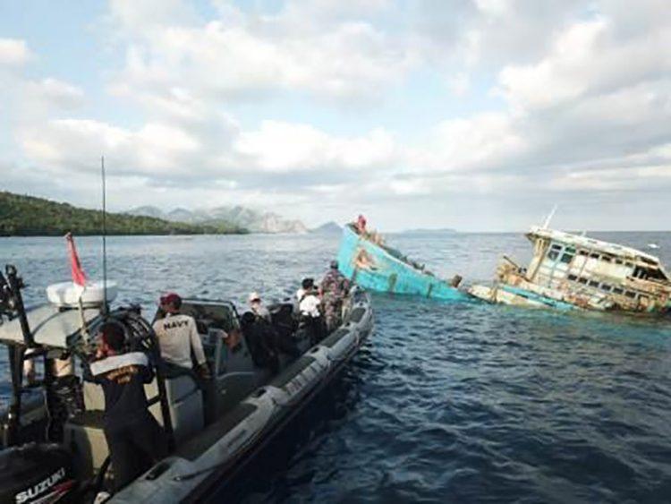 Kapal ikan Vietnam