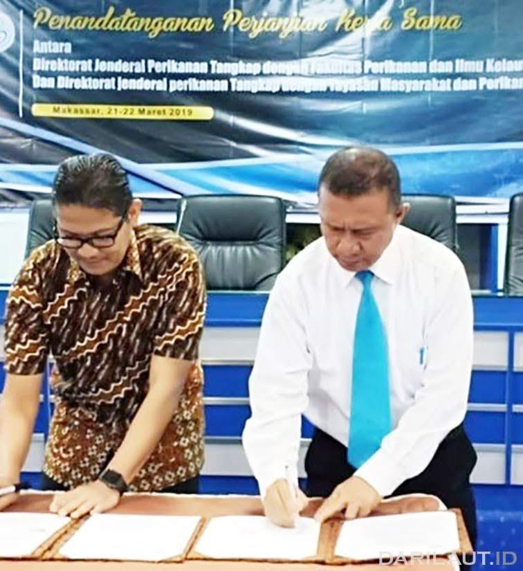 kerjasama universitas dan KKP