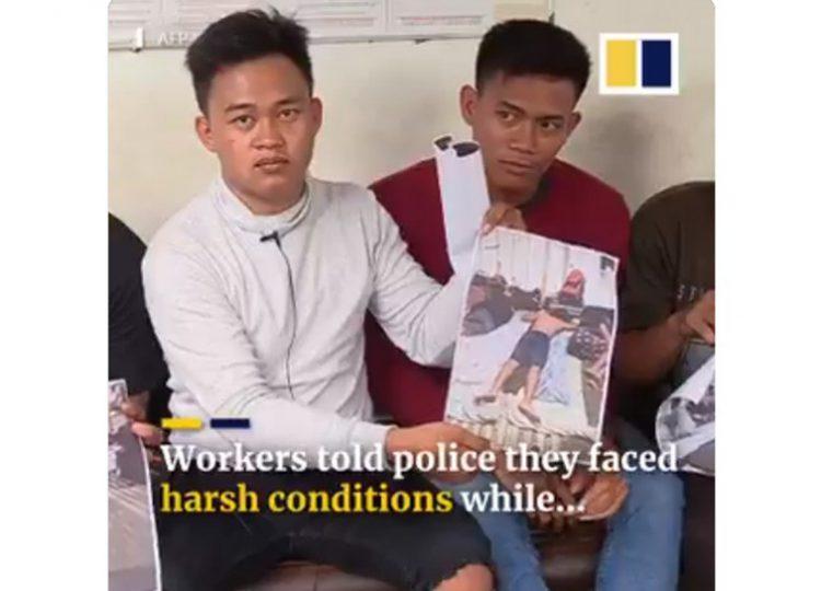 FOTO: TWITTER/SCMP NEWS