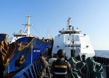 FOTO: GLOBAL FISHING WATCH