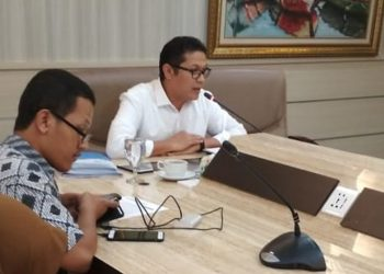 Direktur Jenderal Perikanan Tangkap Kementerian Kelautan dan Perikanan (KKP), M Zulficar Mochtar. FOTO: HUMAS DJPT KKP