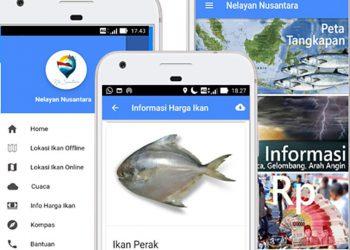 Aplikasi Nelayan Nusantara.