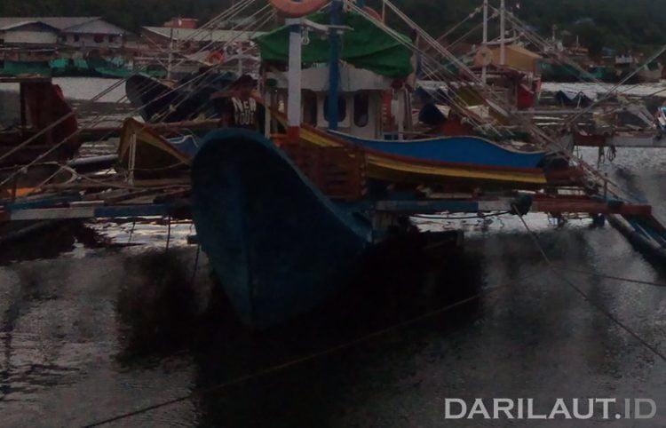 Ilustrasi kapal pamboat. FOTO: DARILAUT.ID