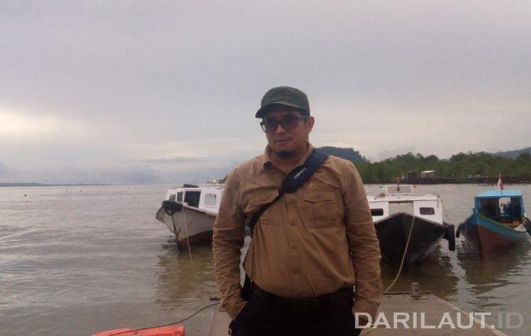 Kasubdit Pemantauan dan Analisis Pengelolaan Sumberdaya Ikan Direktorat Jenderal Perikanan Tangkap (DJPT) Kementerian Kelautan dan Perikanan (KKP), Syahril Abd Raup.  FOTO: DARILAUT.ID