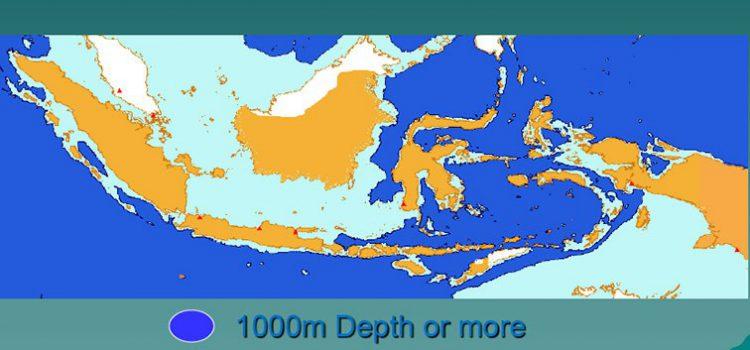 Ilustasi potensi OTEC di Indonesia, Donny Achiruddin.