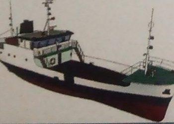 Desain kapal tuna long line 120 GT, BPPT