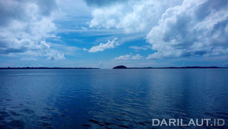 Perairan Maluku. FOTO: DARILAUT.ID
