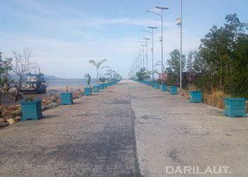SKPT Sebatik. FOTO: DARILAUT.ID