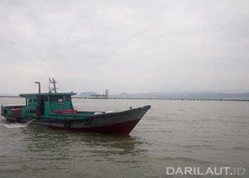 Kapal perikanan di Sebatik, Kalimantan Utara. FOTO: DARILAUT.ID