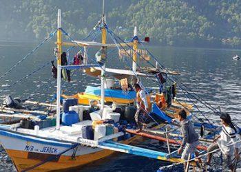 Kapal ikan Filipina. FOTO: KKP