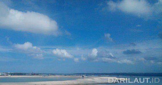 Kawasan Teluk Benoa. FOTO: DARILAUT.ID