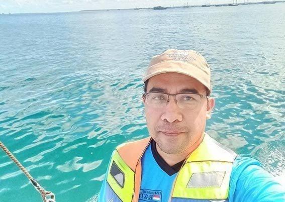 Koordinator Nasional Destructive Fishing Watch (DFW)-Indonesia Moh Abdi Suhufan. FOTO: ISTIMEWA
