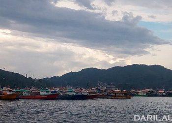 Kapal perikanan di Bitung, Sulawesi Utara. FOTO: DARILAUT.ID