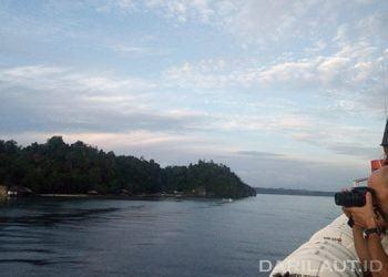 Kepulauan Togean, Sulawesi Tengah. FOTO: DARILAUT.ID