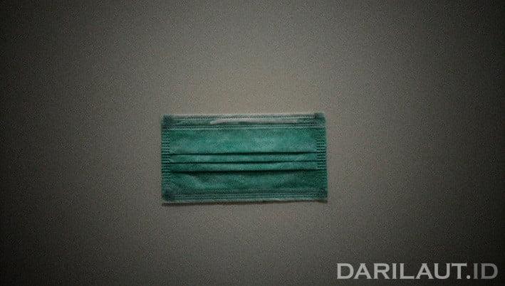 Masker. FOTO: DARILAUT.ID