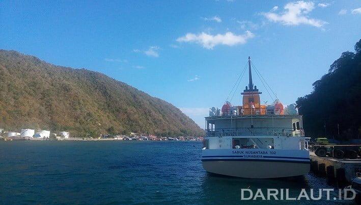 Direktorat Jenderal Perhubungan Laut Kementerian Perhubungan menyiapkan 51 pelabuhan untuk penyelenggaraan angkutan laut Lebaran 2020 (1441 H). FOTO: DARILAUT.ID