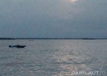 Ilustrasi speed boat di perairan Tarakan. FOTO: DARILAUT.ID
