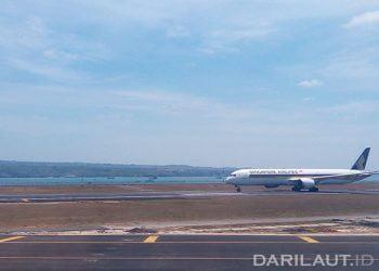 Transportasi udara. FOTO: DARILAUT.ID
