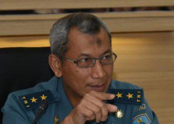 Kapushidrosal Laksda TNI Dr Harjo Susmoro. FOTO: DEWANHIDROGRAFI.ID