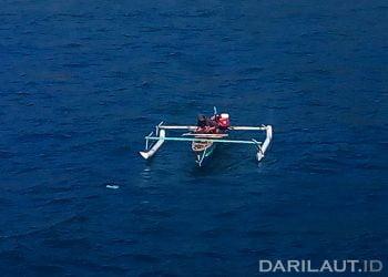 Nelayan kecil. FOTO: DARILAUT.ID