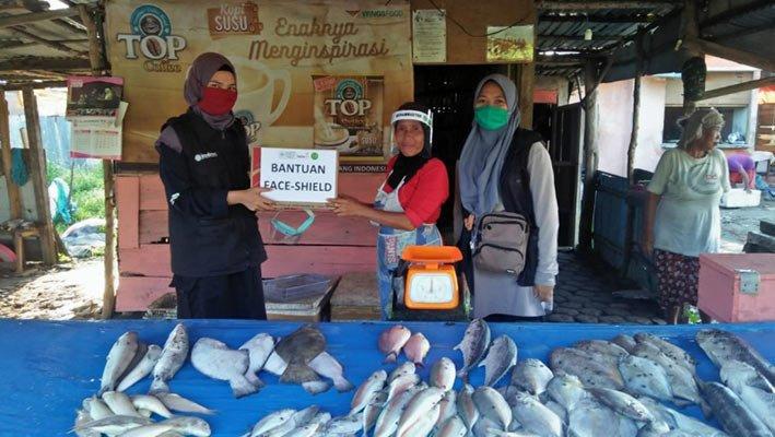 Kegiatan tim relawan di Bengkulu. FOTO: Desk Relawan BNPB