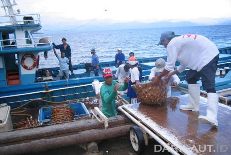 Pelabuhan Perikanan General Santos City. FOTO: DOK. DARILAUT.ID