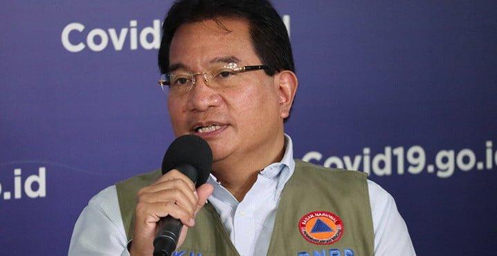 Ketua Tim Pakar Gugus Tugas Percepatan Penanganan COVID-19, Prof Wiku Adisasmito. FOTO: BNPB