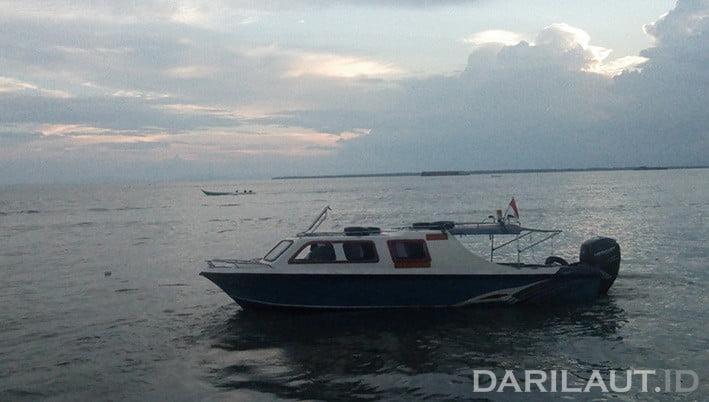 Speedboat di Tarakan. FOTO: DARILAUT.ID