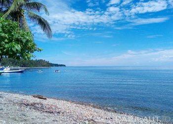 Wilayah pesisir dan laut. FOTO: DARILAUT.ID