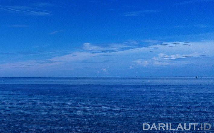 Ilustrasi laut. FOTO: DARILAUT.ID