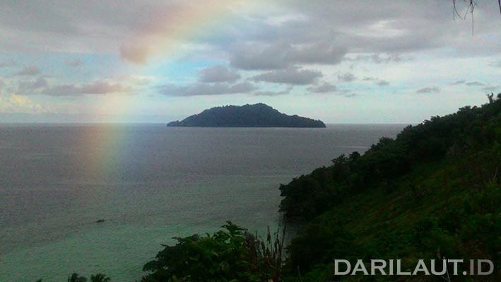 Perairan Gorontalo Utara, Provinsi Gorontalo. FOTO: DARILAUT.ID