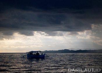 Ilustrasi nelayan saat melaut untuk menangkap ikan. FOTO: DARILAUT.ID