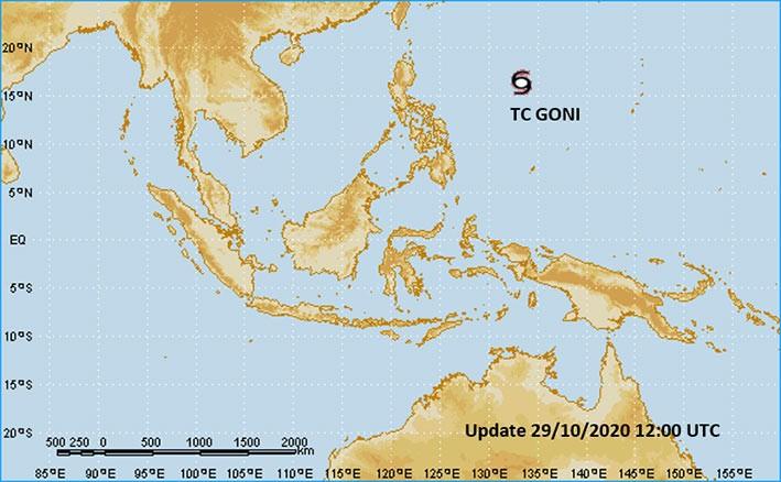 TCWC Jakarta-BMKG