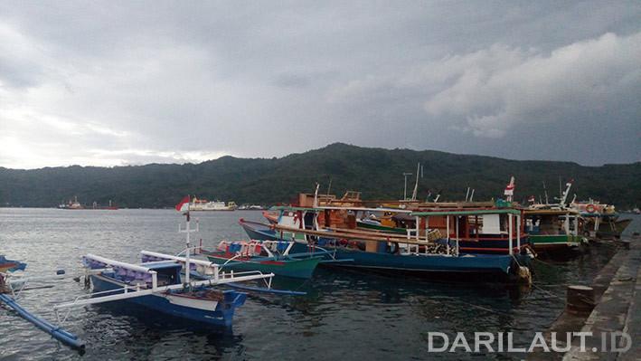 Pelabuhan Perikanan Samudera Bitung, Sulawesi Utara. FOTO: DARILAUT.ID