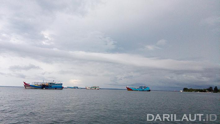 Perairan Dobo, Kabupaten Kepulauan Aru, Provinsi Maluku. FOTO: DARILAUT.ID