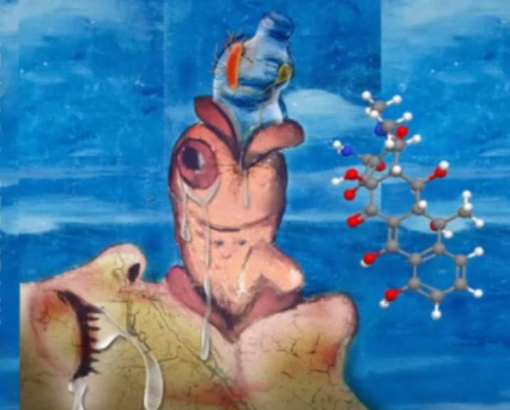 Ilustrasi orasi ilmiah pengukuhan guru besar Fakultas Ilmu Kelautan dan Perikanan UMRAH, bidang Pencemaran Laut dan bioremediasi Prof  Dr Agung Dhamar Syakti, Selasa (27/10).