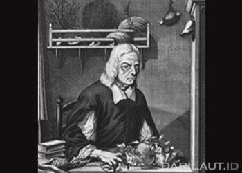 Georgius Everhadus Rumphius (1627- 1702). DOK. ISTIMEWA