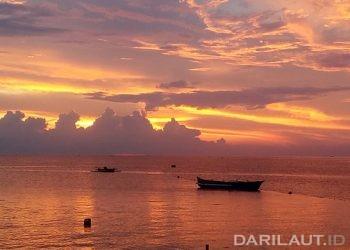 Lokasi wisata bahari. FOTO: DARILAUT.ID